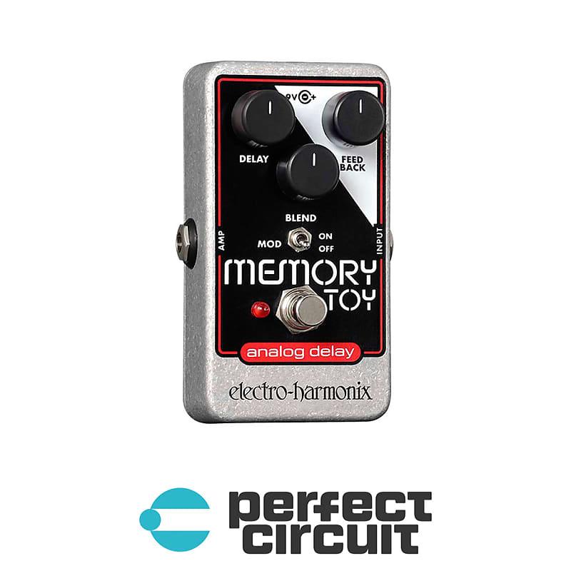 Memory Toy Analog Echo / Chorus [DEMO]   Perfect Circuit
