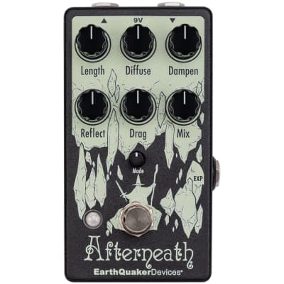 EarthQuaker Devices Afterneath Otherworldly Reverberation Machine V3