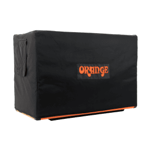 "Orange Cover for 2x12"" Cabinet"