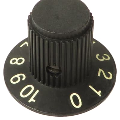 Mesa Boogie 409108 Black Rotary Knob for Studio 22+ and DC-10