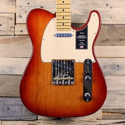 Fender American Professional II Telecaster (2021, Sienna Sunburst)