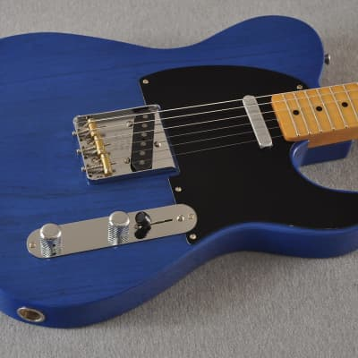 Fender Fender Nocaster Custom Shop 51 NOS - Cobalt Blue - 6 lbs 9.6 ozs for sale