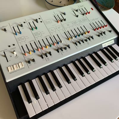 Korg ARP Odyssey Rev1 37 -Slim Key Duophonic Analog Synthesizer