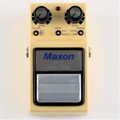 Maxon AF-9 Auto Filter guitar effect pedal for sale
