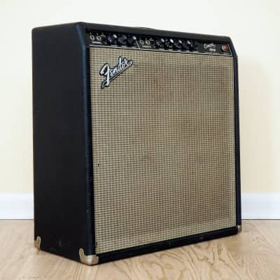 1963 Fender Concert Blackface Pre-CBS Tube Amplifier 4x10 AA763 Circuit, Super