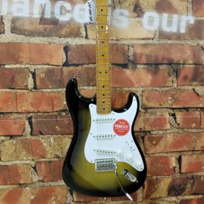 Squier Classic Vibe '50s Stratocaster Maple Fingerboard 2-Tone Sunburst