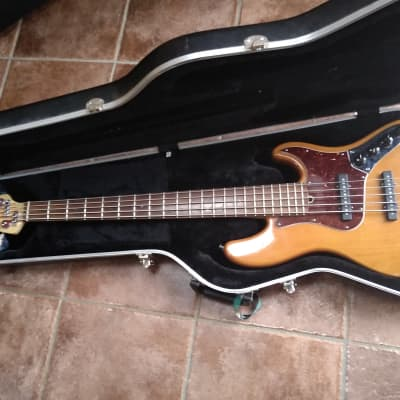 Fender American Deluxe Jazz Bass Ash V  2004 - 2006 for sale