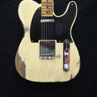 Fender 51 nocaster heavy relic 2019 Blond relic for sale