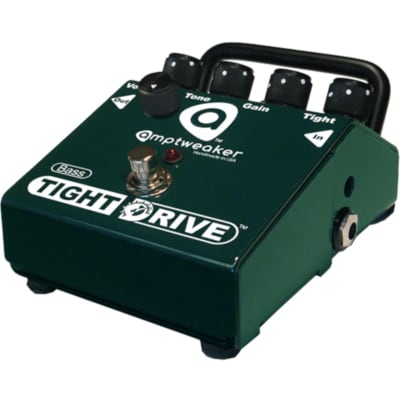 Amptweaker Bass TightDrive MOD modded bass overdrive for sale