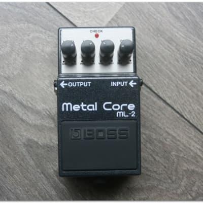 "Boss ""ML-2 Metal Core"""