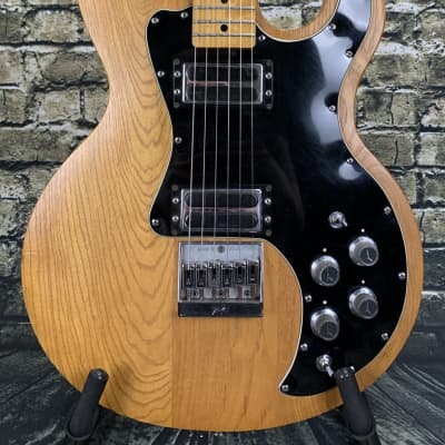 Peavey 1979 T-60 Electric Guitar - Natural w/ Case for sale