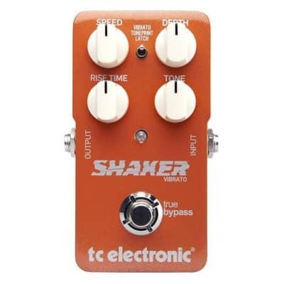 TC Electronic Shaker Vibrato Pedal for sale