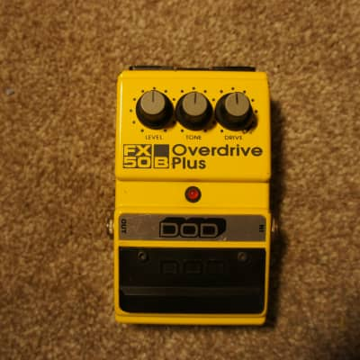 DOD FX 50-B Overdrive Plus for sale