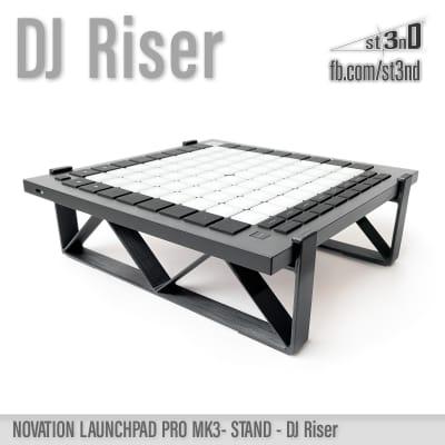 NOVATION LAUNCHPAD PRO MK3 STAND - DJ RISER STAND - 100% Buyer satisfaction