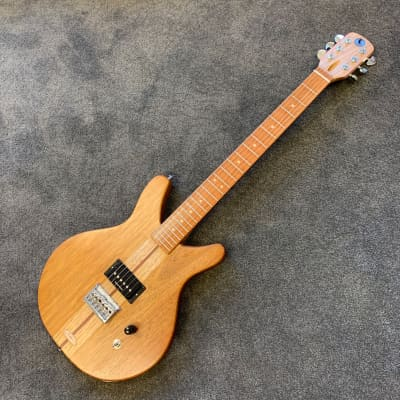 Little Crow Guitars Blues Plank NT6 JJ MKII Natural for sale