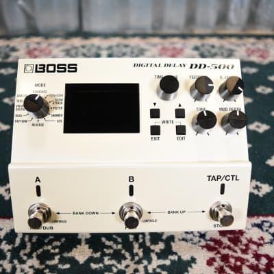 Boss DD-500 Delay  - Floor Model