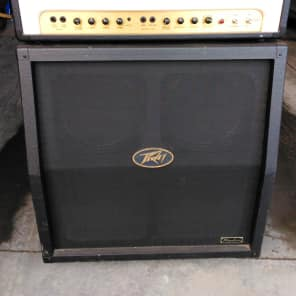 Peavey Windsor 100-Watt 4x12 Guitar Half Stack