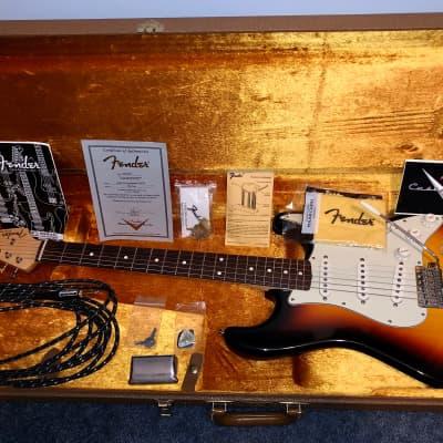 Fender Custom Shop 1960 Stratocaster NOS for sale