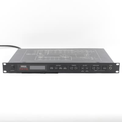 Yamaha TX81Z Rackmount FM Tone Generator 1987 - 1988