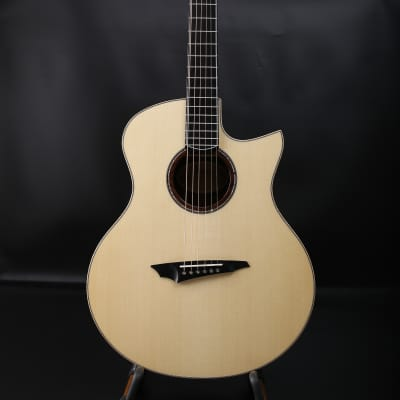 Avian Songbird Deluxe 5A 2020 Natural All-solid Handcrafted Guitar