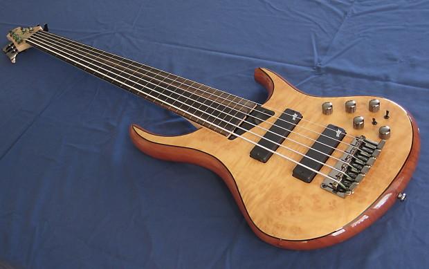 mtd kingston z6 6 string fretless bass near mint with reverb. Black Bedroom Furniture Sets. Home Design Ideas