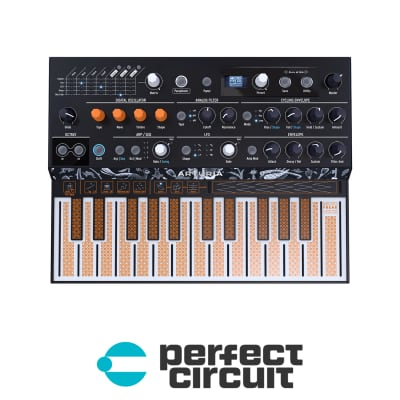 Arturia MicroFreak 25-Key Algorithmic Synthesizer