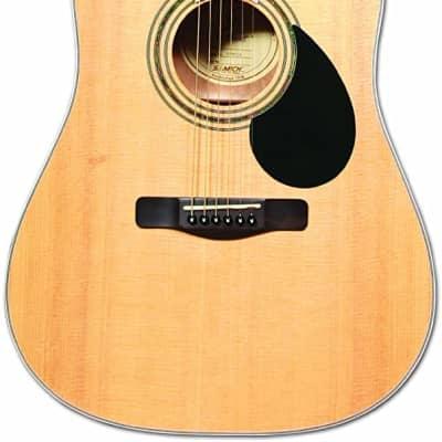 Samick Greg Bennett GD100S Acoustic Guitar, Natural top solid for sale