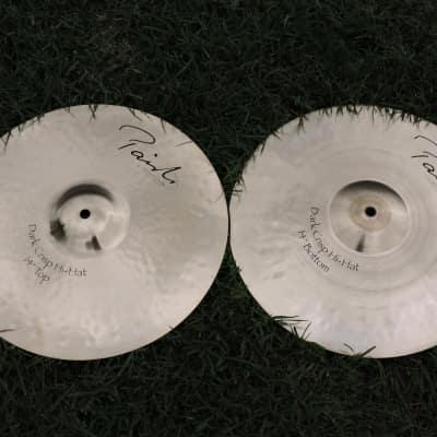 "Paiste 14"" Signature Reflector Dark Crisp Hi-Hat Cymbals (Pair)"
