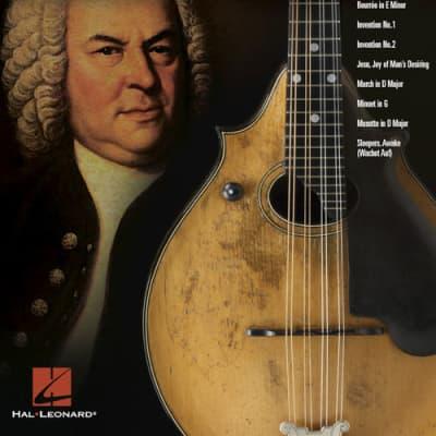 Hal Leonard J.S. Bach Mandolin Play-Along Volume 4