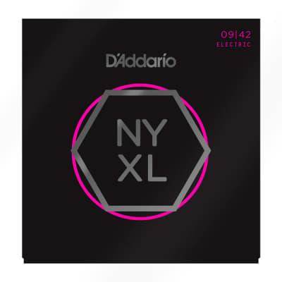 D'Addario  NYXL 9-42 String Sets 3 Pack Bundle