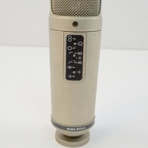 RODE NT2-A Multi-Pattern Large Diaphragm Condenser Microphone