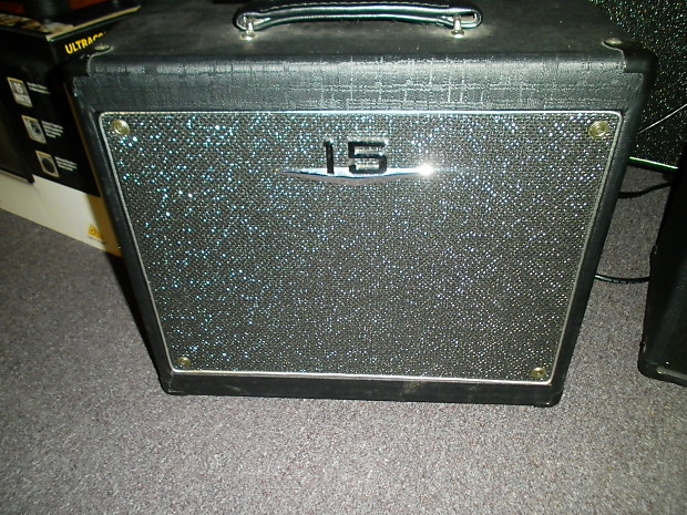 crate v1512 electric guitar combo tube amp amplifier reverb. Black Bedroom Furniture Sets. Home Design Ideas