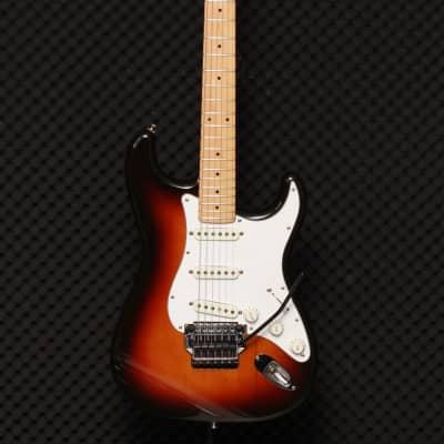 Fender Stratocaster Floyd Spyder 1988 Sunburst for sale