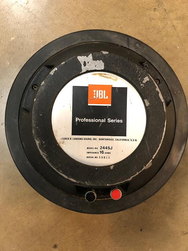 JBL 2445J DRIVER WINDOWS 7 (2019)