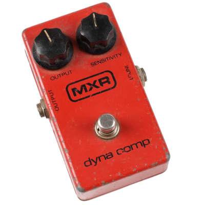 MXR MX-102 Block Dyna Comp 1975 - 1984