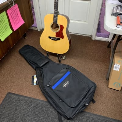 Crestwood Guitars 2010N Acoustic Guitar w/ Gig Bag USED Local Pickup for sale