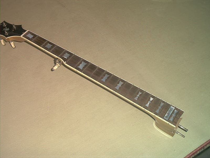 Gibson Walnut Bowtie Style Replacement Banjo Neck