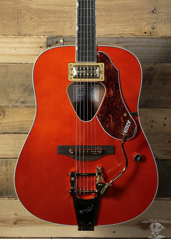 Gretsch G5034tft Rancher Savannah Sunset W   Fideli U0026 39 Tron