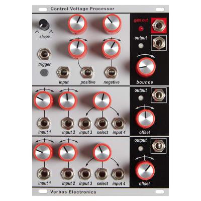 Verbos Electronics Control Voltage Processor Eurorack Module