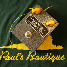 Union Tube & Transistor Tour Bender