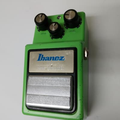 Vintage Ibanez TS9 Tube Screamer 1982 Green for sale