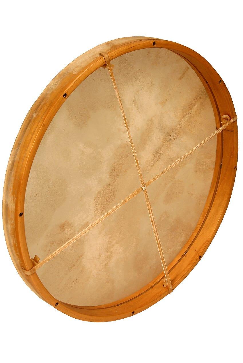 dobani 22 frame drum goatskin head tunable blemished reverb. Black Bedroom Furniture Sets. Home Design Ideas