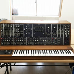 Moog Synthesizer IIIc Legacy Modular Analog Synth | Reverb
