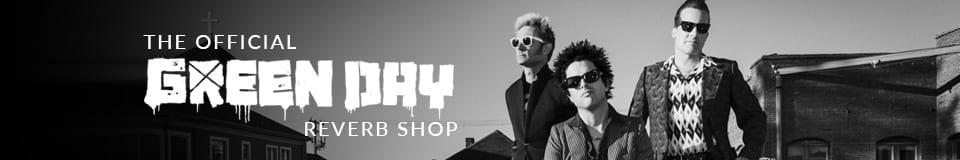 The Official Green Day Reverb Shop