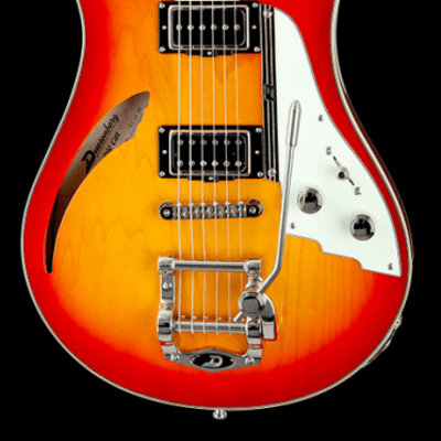 DUESENBERG DOUBLECAT - FIREBURST IN FORMFIT CUSTOM CASE for sale