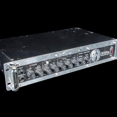 Swr 350x bass head manuals