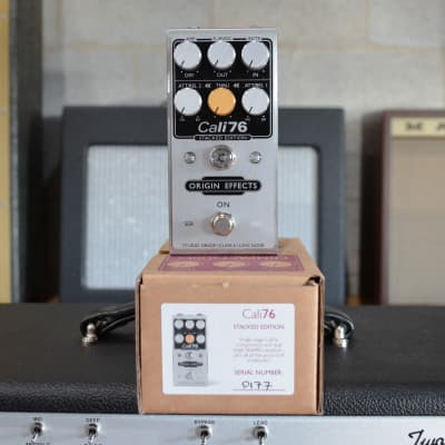 Origin Effects Cali76 Stacked Edition Compressor (Pre-owned)