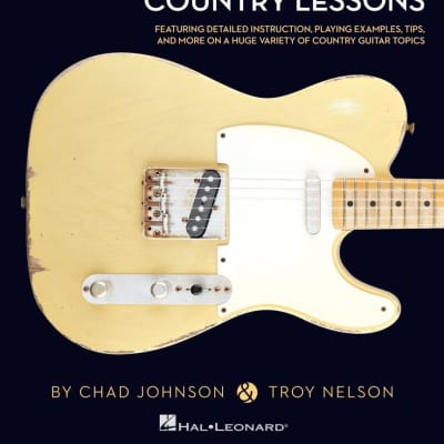 Hal Leonard Country Guitar Goldmine