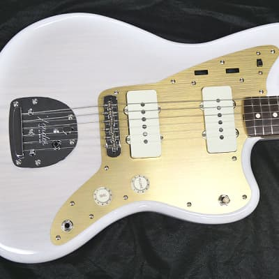 Fender Made in Japan Heritage 60s Jazzmaster SN:4498≒3.85kg 2020 White Blonde
