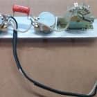 Atlantic Custom Guitars- Telecaster 3 Way Reverse Wiring Harness CTS, CRL, Sprague +Treble Bleed Mod image